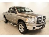 2008 Dodge Ram 1500 SLT Quad Cab 4x4 Front 3/4 View