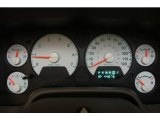 2008 Dodge Ram 1500 SLT Quad Cab 4x4 Gauges