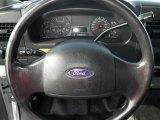 2007 Ford F550 Super Duty XL Regular Cab Cargo Truck Steering Wheel