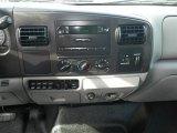 2007 Ford F550 Super Duty XL Regular Cab Cargo Truck Controls