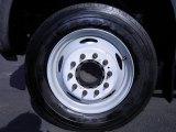 2007 Ford F550 Super Duty XL Regular Cab Cargo Truck Wheel