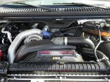 2007 Ford F550 Super Duty XL Regular Cab Cargo Truck 6.0 Liter OHV 32-Valve Power Stroke Turbo-Diesel V8 Engine