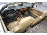 1990 Jaguar XJ Interiors