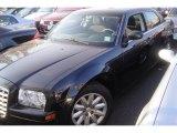 2008 Brilliant Black Crystal Pearl Chrysler 300 LX #62518713