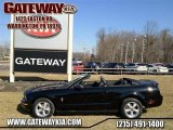 2007 Black Ford Mustang V6 Premium Convertible #62530994