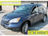 2009 Royal Blue Pearl Honda CR-V EX 4WD #62530304