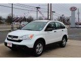 2008 Taffeta White Honda CR-V LX 4WD #62530983