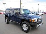 2009 All-Terrain Blue Hummer H3  #62530647