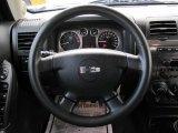 2009 Hummer H3  Steering Wheel