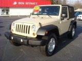 2011 Sahara Tan Jeep Wrangler Sport S 4x4 #62530937