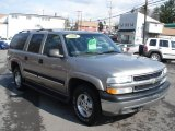 2001 Light Pewter Metallic Chevrolet Suburban 1500 LS 4x4 #62530886