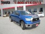 2007 Blue Streak Metallic Toyota Tundra SR5 Double Cab #62530209