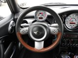 2008 Mini Cooper Convertible Sidewalk Edition Steering Wheel