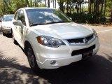 2008 White Diamond Pearl Acura RDX Technology #62530134