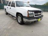 2005 Summit White Chevrolet Silverado 1500 LS Crew Cab #62530479