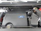 2013 Ford Explorer FWD 3.5 Liter DOHC 24-Valve Ti-VCT V6 Engine