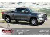 2012 Magnetic Gray Metallic Toyota Tundra Double Cab 4x4 #62530071