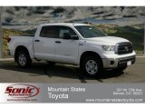 2012 Super White Toyota Tundra CrewMax 4x4 #62530067
