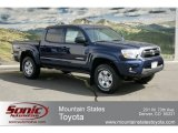 2012 Nautical Blue Metallic Toyota Tacoma V6 TRD Double Cab 4x4 #62530063