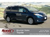2012 South Pacific Pearl Toyota Sienna Limited AWD #62530041