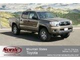 2012 Pyrite Mica Toyota Tacoma V6 TRD Double Cab 4x4 #62530037
