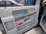 2008 Dodge Ram 1500 SLT Regular Cab 4x4 Door Panel