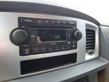 2008 Dodge Ram 1500 SLT Regular Cab 4x4 Audio System