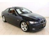 2007 Monaco Blue Metallic BMW 3 Series 335i Coupe #62530720