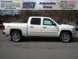 2012 White Diamond Tricoat Chevrolet Silverado 1500 LT Crew Cab 4x4 #62530420
