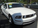 2006 Performance White Ford Mustang GT Premium Coupe #62530012