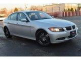 2006 Titanium Silver Metallic BMW 3 Series 330xi Sedan #62530390