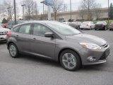 2012 Sterling Grey Metallic Ford Focus SE Sport 5-Door #62530671