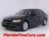 2006 Jet Black BMW 3 Series 325i Sedan #543954