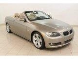 2010 Platinum Bronze Metallic BMW 3 Series 335i Convertible #62596515