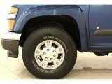 GMC Canyon 2006 Wheels and Tires