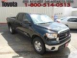 2010 Black Toyota Tundra TRD Double Cab 4x4 #62596159