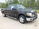 2011 Ebony Black Ford F150 XLT SuperCab #62596829