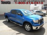 2008 Blue Streak Metallic Toyota Tundra CrewMax #62596157