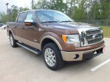 2012 Golden Bronze Metallic Ford F150 King Ranch SuperCrew 4x4 #62596827