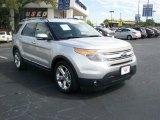 2011 Ingot Silver Metallic Ford Explorer Limited #62596146