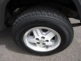 Jeep Wrangler 1990 Wheels and Tires