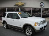 2004 Oxford White Ford Explorer Eddie Bauer 4x4 #62596487