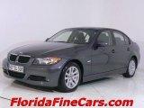 2006 Sparkling Graphite Metallic BMW 3 Series 325i Sedan #543934