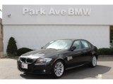 2009 Black Sapphire Metallic BMW 3 Series 328xi Sedan #62596126