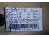 2003 Ram 1500 Color Code for Light Almond Pearl - Color Code: PKJ