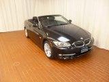 2012 Black Sapphire Metallic BMW 3 Series 328i Convertible #62596094