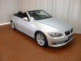 2012 Titanium Silver Metallic BMW 3 Series 328i Convertible #62596084