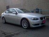 2009 Titanium Silver Metallic BMW 3 Series 328i Coupe #62596078