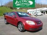 2007 Sport Red Tint Coat Chevrolet Cobalt LT Coupe #62596724