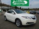 2011 Aspen White Pearl Acura ZDX Technology SH-AWD #62596723